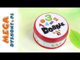 嗒寶數與形Dobble Kids 123