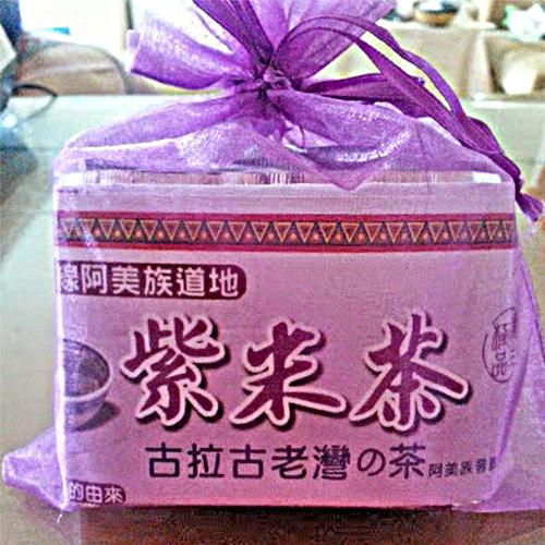 紫米茶養身包禮盒