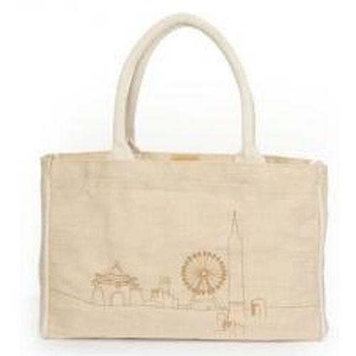 手提包包 白色城市包
