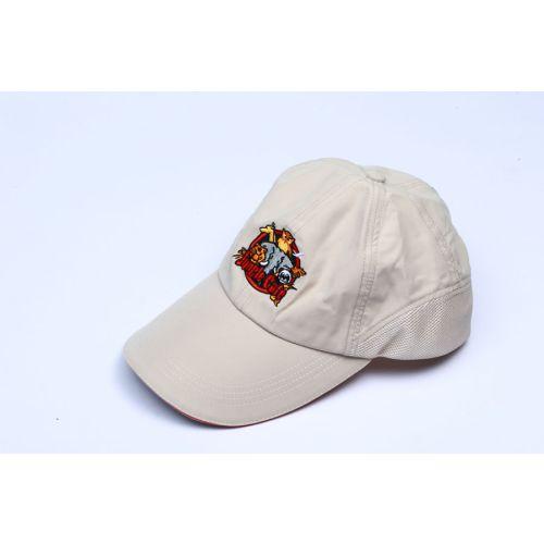Jungle Cafe 帽子(卡其色)