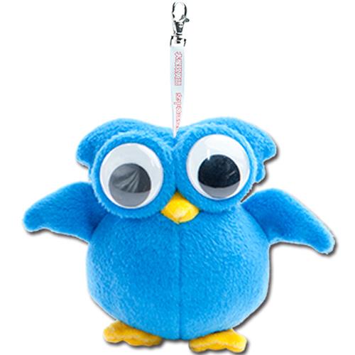 手機吊飾繩推薦 Cutie吊飾  寶藍