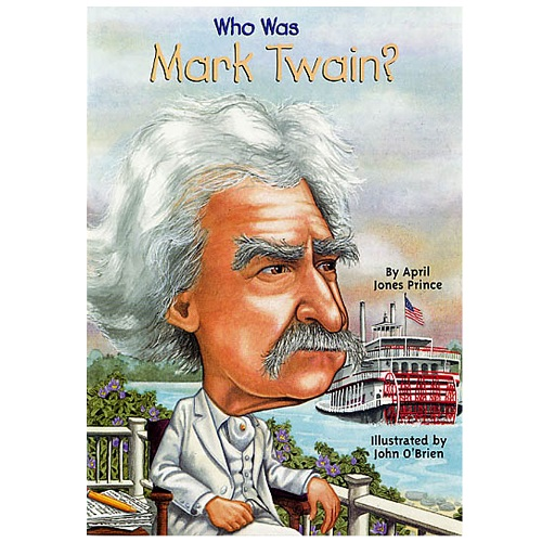 Who Was Mark Twain?馬克‧吐溫