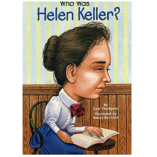 Who Was Helen Keller?海倫‧凱勒