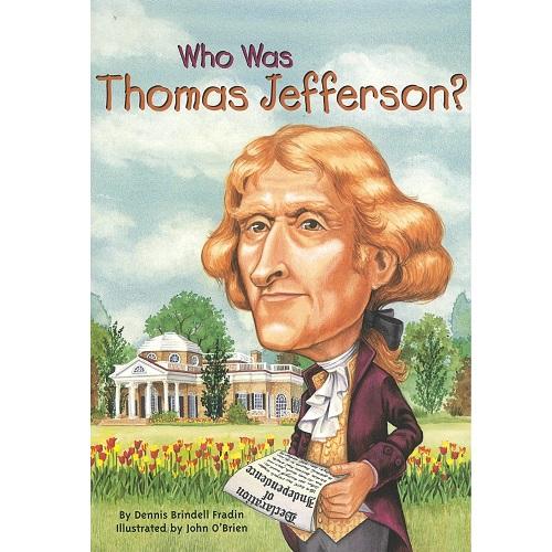 Who Was Thomas Jefferson? <br>湯瑪斯 · 傑弗遜