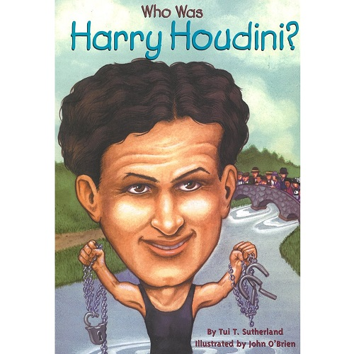 Who Was Harry Houdini? <br>亨利 · 胡迪尼