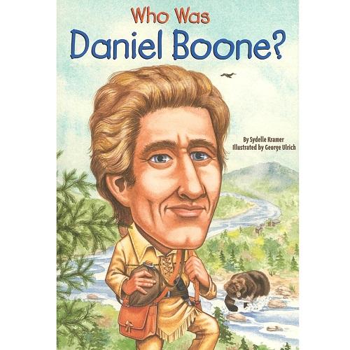 Who Was Daniel Boone? <br> 丹尼爾 · 布恩