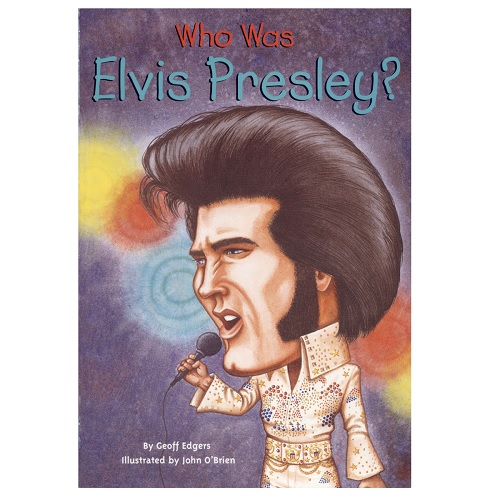 Who Was Elvis Presley? 艾維斯·普利斯萊
