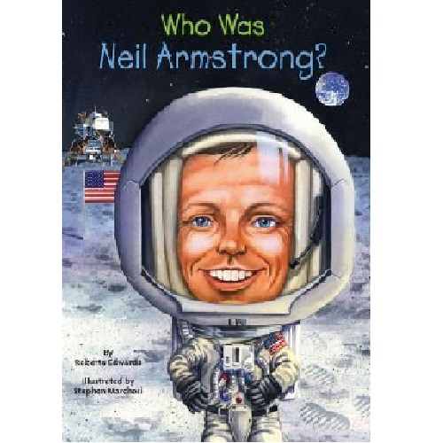 Who Was Neil Armstrong?阿姆斯壯