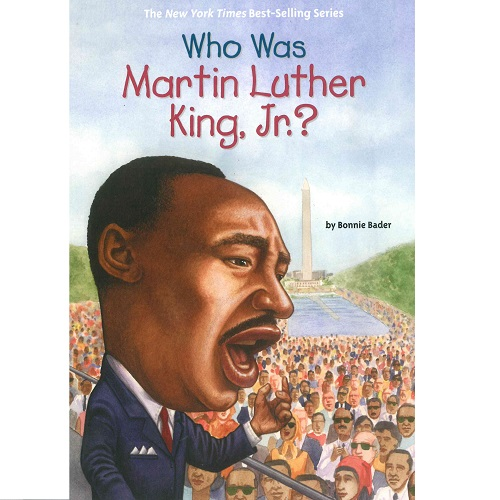 Who Was Martin Luther King, JR.?馬丁‧路得‧金恩