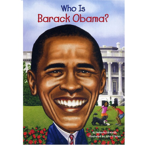 Who Is Barack Obama?巴拉克·歐巴馬