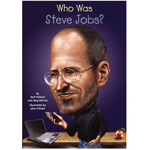 Who Was Steve Jobs? 史提夫·賈伯斯