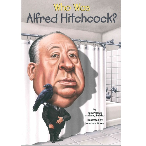 Who Was Alfred Hitchcock?希區考克