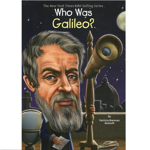 Who Was Galileo?伽利略