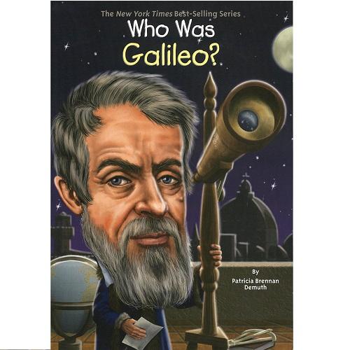 Who Was Galileo?<br>伽利略