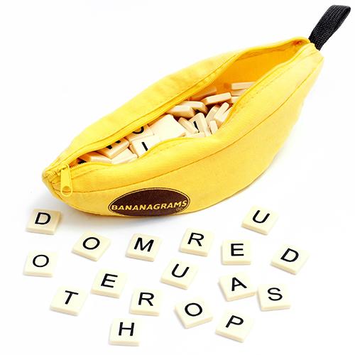 桌遊 香蕉拼字