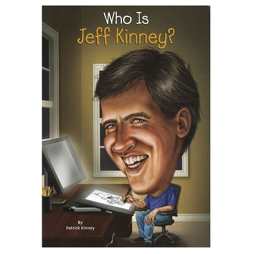 Who Is Jeff Kinney? 傑夫‧金尼