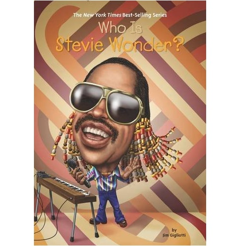 Who Is Stevie Wonder? 史提夫·汪達