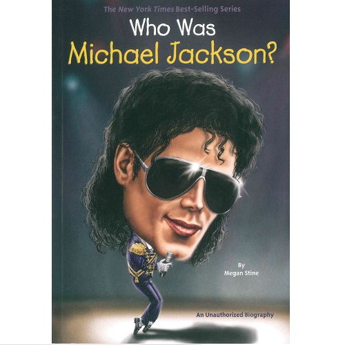 Who Was Michael Jackson?麥可‧傑克森