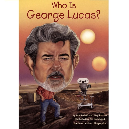WHO IS GEORGE LUCAS?喬治·盧卡斯