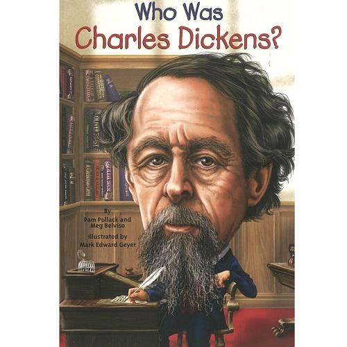 Who Was Charles Dickens? <br>查爾斯 · 狄更斯