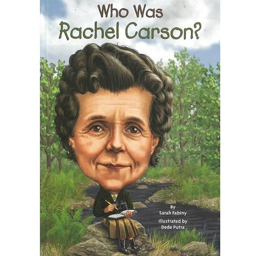 Who Was Rachel Carson? <br>瑞秋 · 卡森