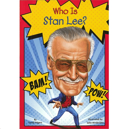Who Is Stan Lee?史丹·李