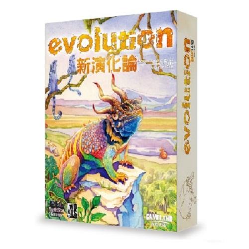 桌遊 超級新演化論