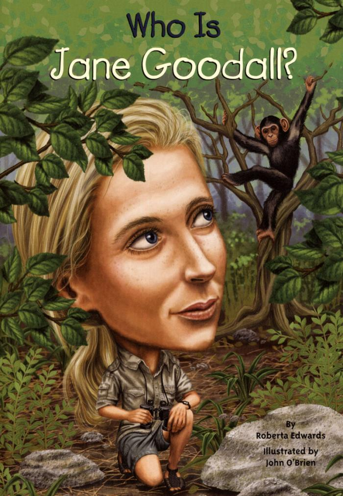 Who Is Jane Goodall? 珍·古德