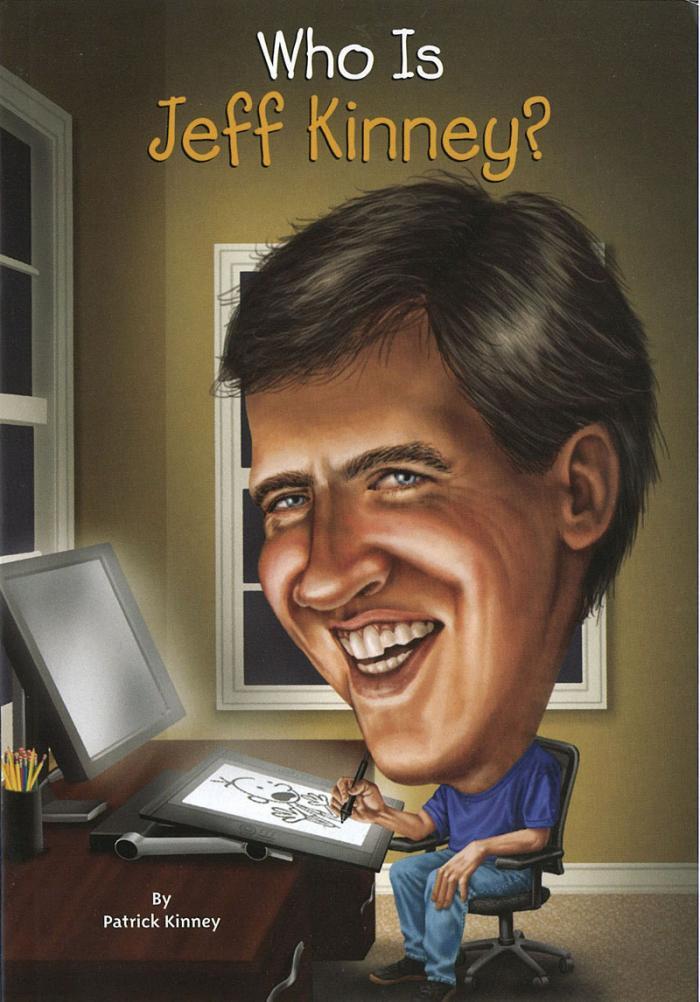 Who Is Jeff Kinney? 傑夫‧金尼