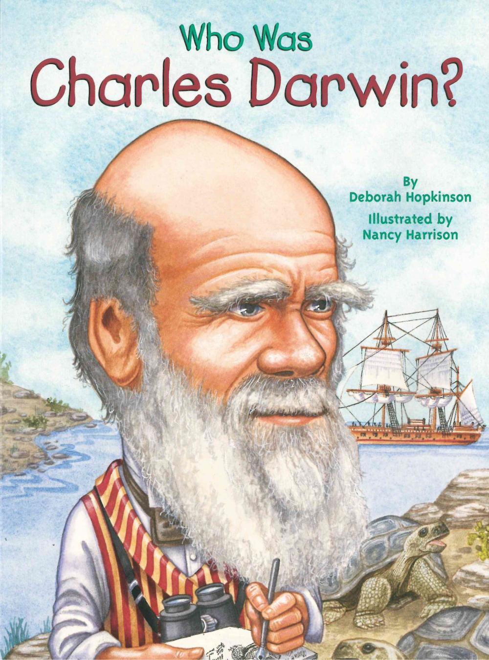 Who was Charles Darwin? 達爾文
