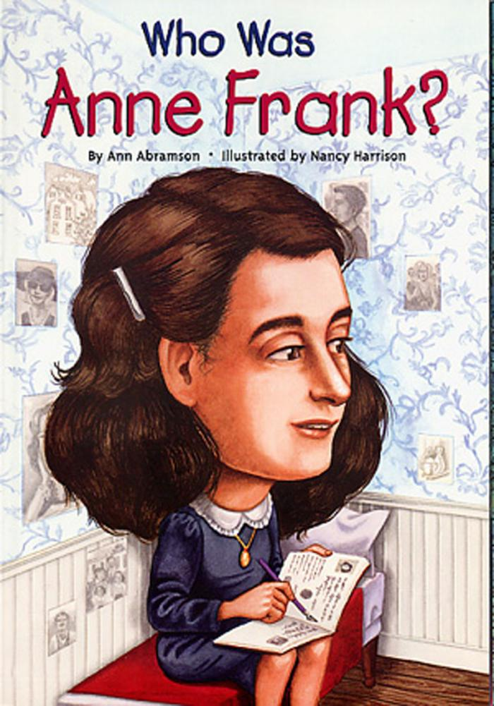 Who Was Anne Frank?安妮‧法蘭克