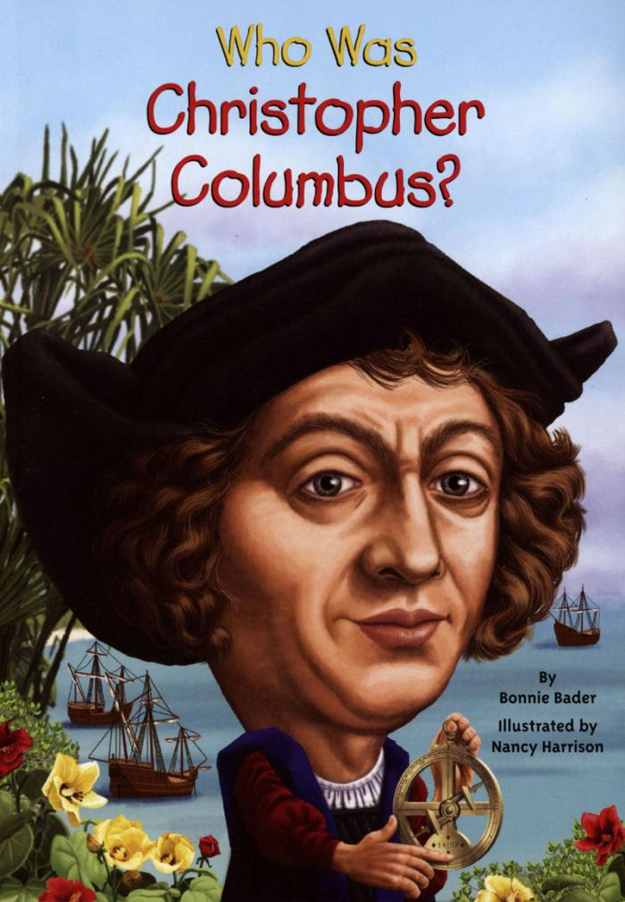 Who Was Christopher Columbus?哥倫布