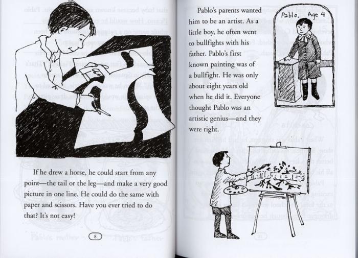 Who Was Pablo Picasso? 畢卡索