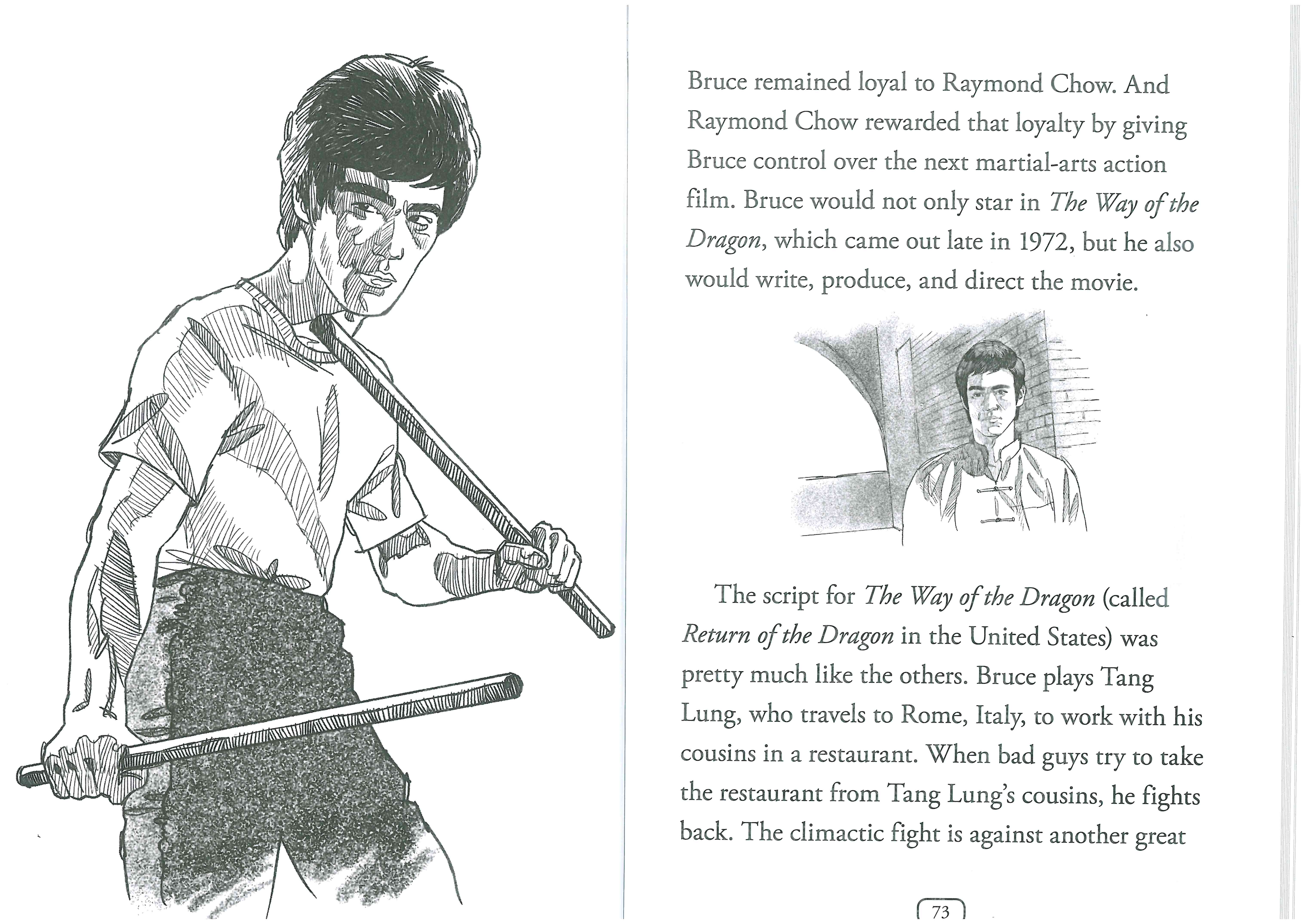Who Was Bruce Lee? 李小龍