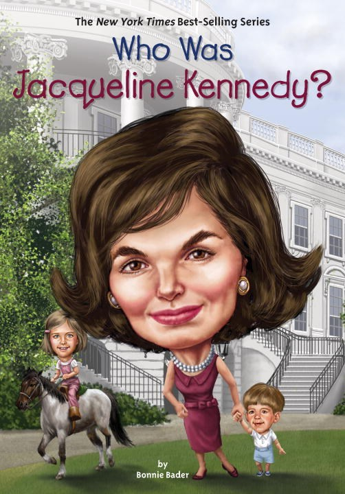 Who Was Jacqueline Kennedy? 賈桂琳·甘迺迪