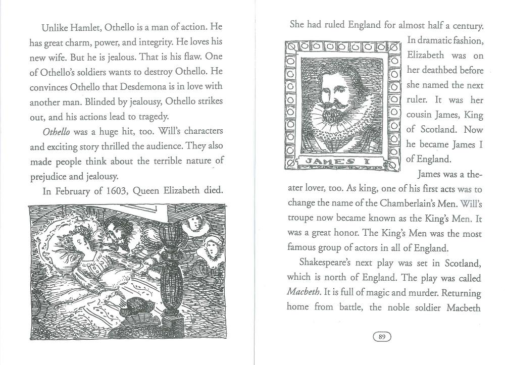 Who Was William Shakespeare?莎士比亞