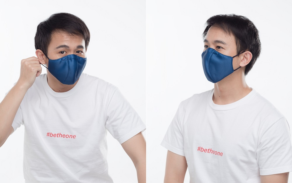 ATB 3.5抗菌口罩(海軍藍)