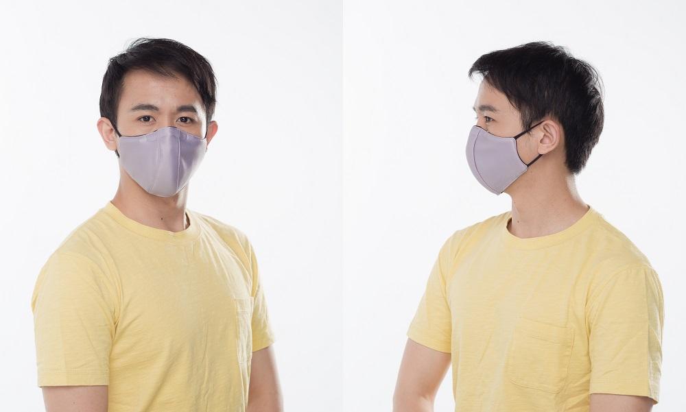 ATB 3.5抗菌口罩(珊瑚粉)