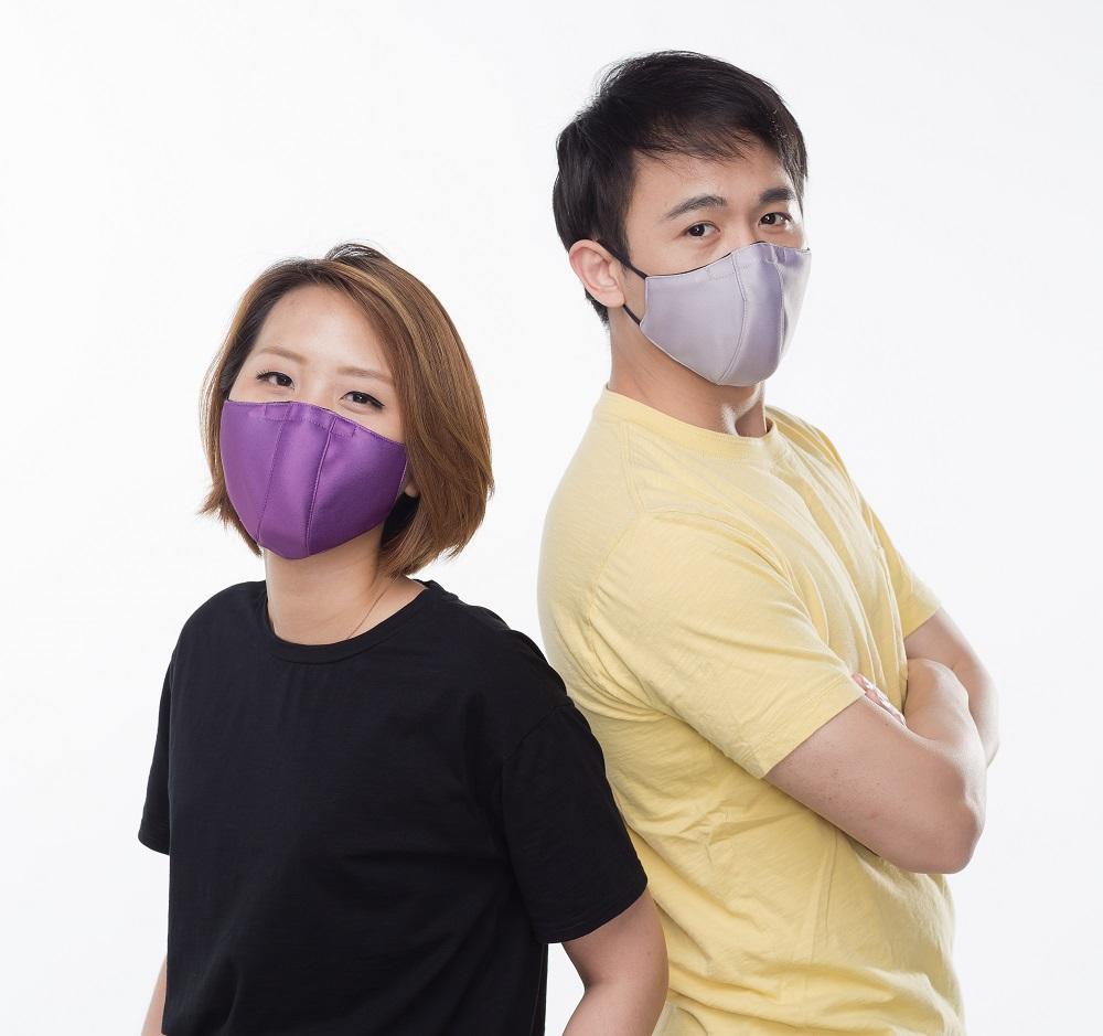 ATB 3.5抗菌口罩(科技銀)