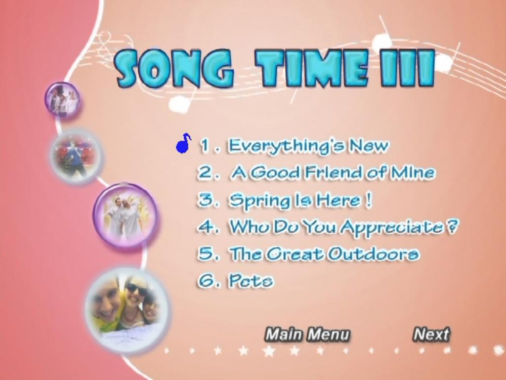 Song Time 3