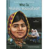 Who Is Malala Yousafzai?馬拉拉·優素福扎伊