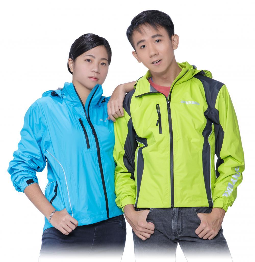 歐尼百克專業級防雨運動外套 綠色