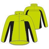 SevenWin抗UV潑水風衣外套 綠色