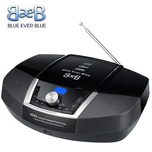 手提音響 美國Blue Ever Blue手提CD/USB音響 CU-86