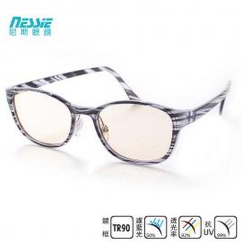 濾藍光尼斯眼鏡(雲銀灰)