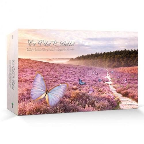 金革唱片-美麗人生(6CD+導聆手冊)