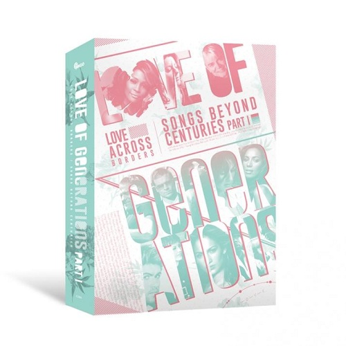 金革唱片-情歌世代1(1989~2015) 6CD+1書